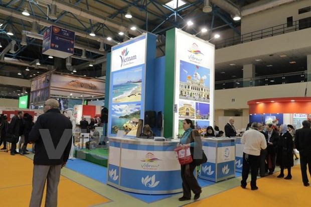 越南参加第24届莫斯科国际旅游观光展 hinh anh 1