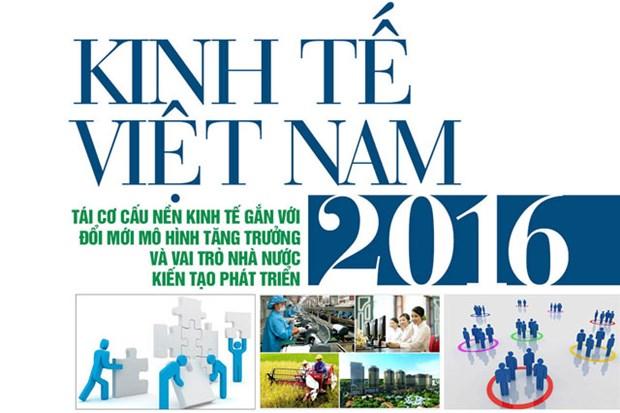 越南经济发展展望研讨会:2016年越南经济报告出炉 hinh anh 1