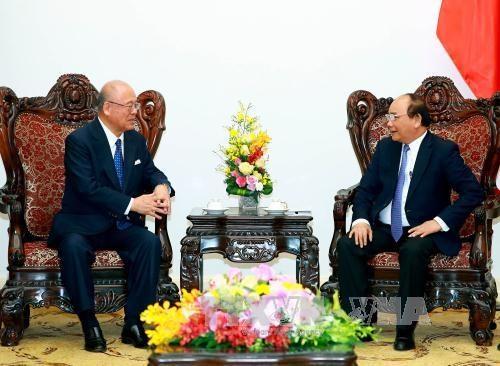 越南以最优惠的政策呼吁日本高科技企业对河内市和乐高科技园区进行投资 hinh anh 1