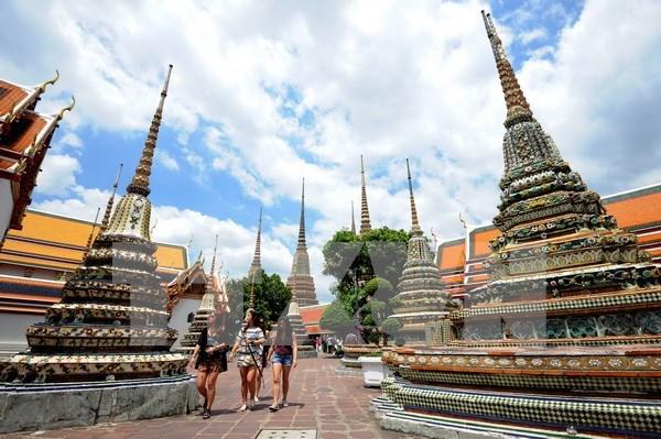 中韩关系波动或让泰国旅游业从中获益 hinh anh 1