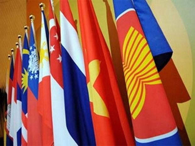 东盟高官会和东盟联合磋商会在菲律宾召开 hinh anh 1