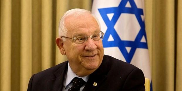 以色列总统访越:进一步推进两国在各领域的合作 hinh anh 1