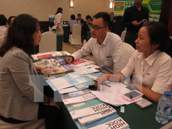 越南与泰国加强电子、冷电领域的合作 hinh anh 1