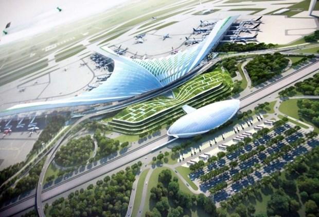 郑廷勇副总理就选择龙城机场设计方案作出重要指示 hinh anh 1