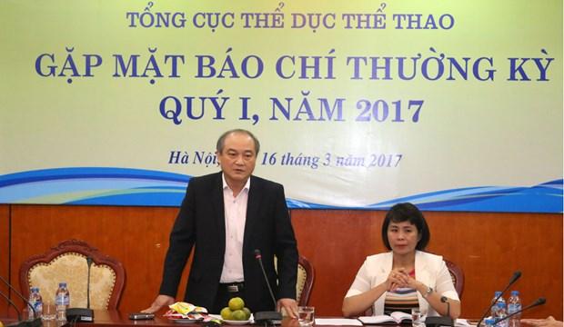越南体育希望在国际性赛事上有所斩获 hinh anh 1