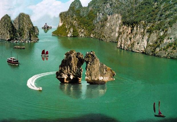 广宁省芒街市致力推动旅游产品多元化 打造精品旅游线路 hinh anh 2
