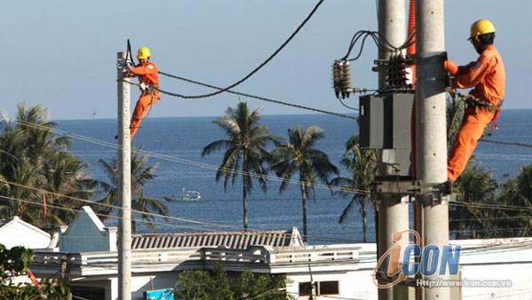 越南北部地区98.04%农村家庭接入国家电网 hinh anh 1