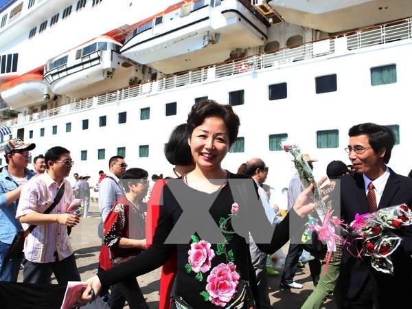 越南与中国加强合作促进旅游发展 hinh anh 1