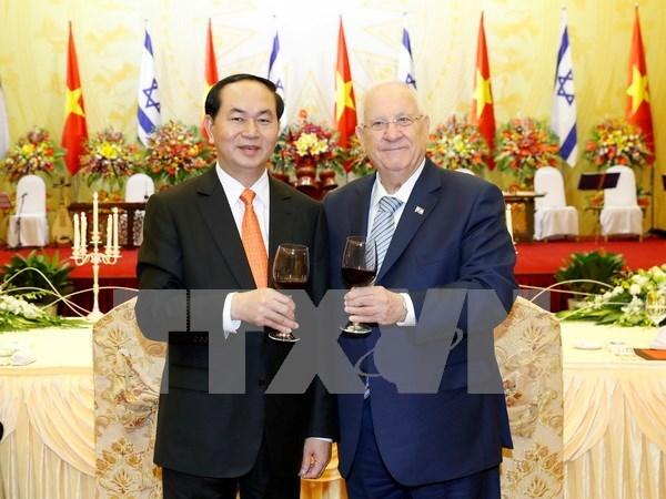 陈大光主席:越以双边合作将迈入新发展阶段 hinh anh 1