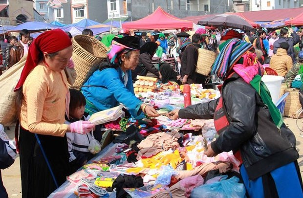 越南充分发挥政策的灵活性推动边境贸易发展 hinh anh 3