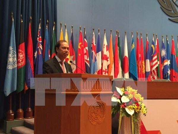 第24次东盟与新西兰对话在新西兰举行 hinh anh 1