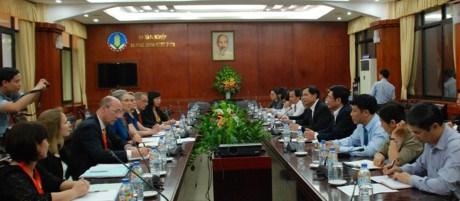 越南与荷兰加强农业合作 hinh anh 1