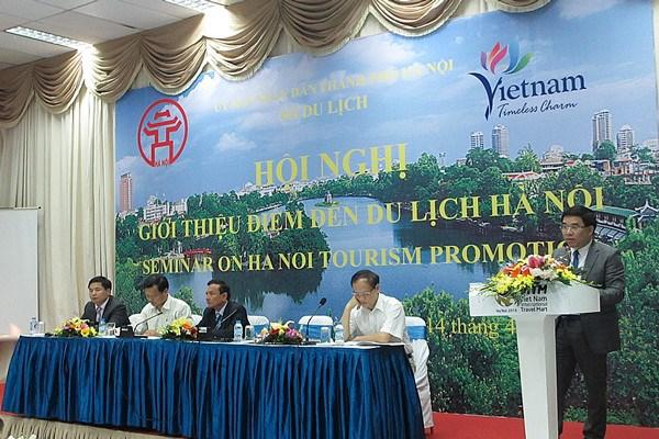 2017年越南国际旅游展针对美国客源市场 hinh anh 1