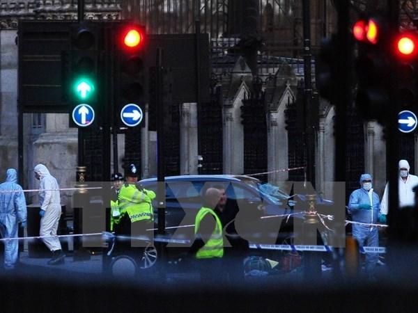 越南政府总理阮春福就英国伦敦恐怖袭击事件致慰问电 hinh anh 1