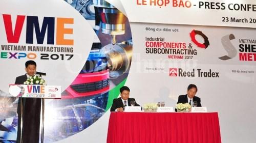 越南制造业面向工业4.0时代 hinh anh 1