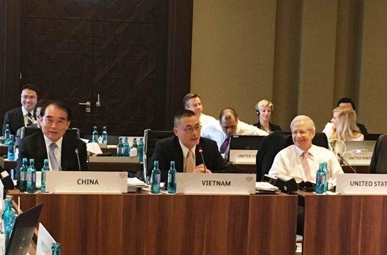 越南为二十国集团峰会协调人会议贡献力量 hinh anh 1