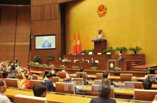 汪周刘:党和国家一直关注位保户与弘扬各文化价值创造便利条件 hinh anh 1