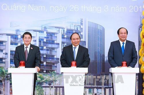 """阮春福总理:广南省在投资活动中需实现国家、投资者和人民""""三方互惠共赢"""" hinh anh 4"""