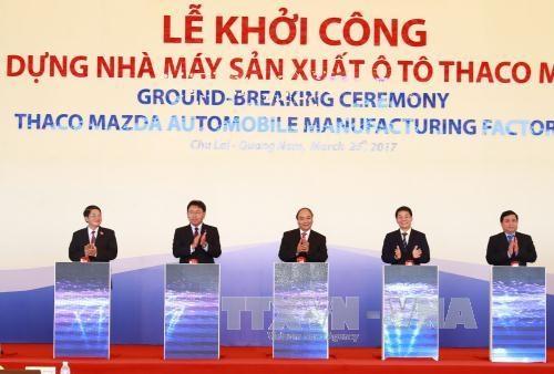 """阮春福总理:广南省在投资活动中需实现国家、投资者和人民""""三方互惠共赢"""" hinh anh 3"""