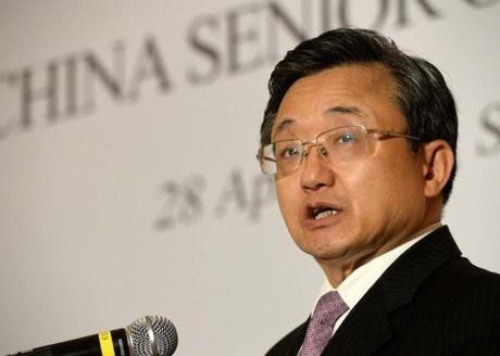 中国呼吁东海沿岸国应发起并组成相关合作机制 hinh anh 1