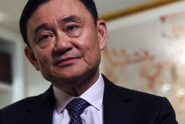 泰国政府向前总理他信追缴170亿泰铢的税款和罚金 hinh anh 1