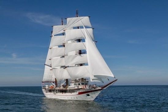 黎贵惇286号帆船即将访问中国、菲律宾和文莱三国 hinh anh 1