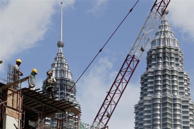 2017年马来西亚经济增长率有望达4.8% hinh anh 1