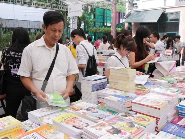 2017年芹苴市图书周在越南芹苴市举行 hinh anh 1