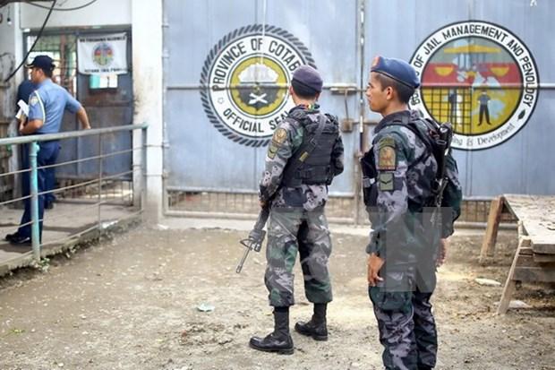 菲律宾解救三名马来西亚籍人质 hinh anh 1