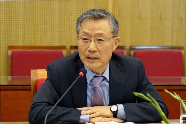 韩国与越南加强知识共享 hinh anh 1