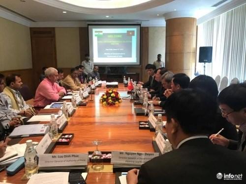 越南与印度推动邮政与电信领域的合作 hinh anh 1