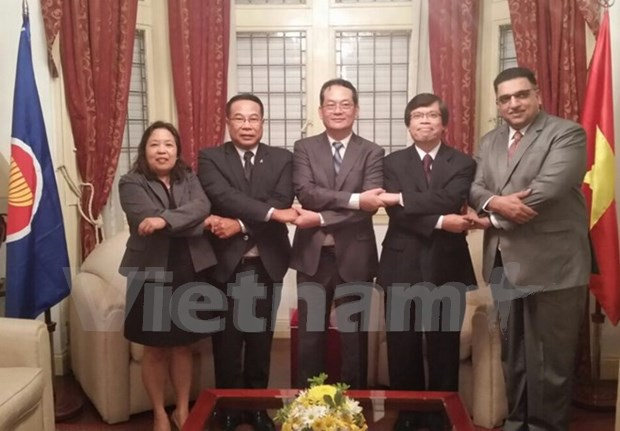 越南积极促进东盟与南美国家的合作关系 hinh anh 1