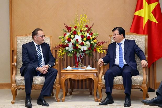 白俄罗斯将越南确定为进入富有潜力的东盟市场的重要门户 hinh anh 1