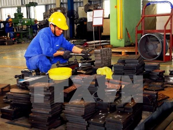 2017年第一季度国内生产总值增长5.1% hinh anh 1