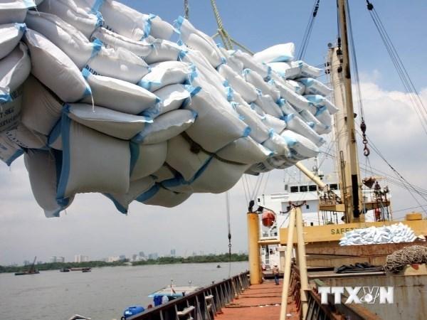 2017年第一季度越南农林水产品出口创汇约76亿美元 hinh anh 1