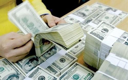 越盾兑美元中心汇率较前一日上涨5越盾 hinh anh 1