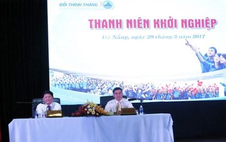 岘港市为青年创业提供援助 hinh anh 1