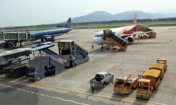 越南內排国际航空港新飞行程序正式启用 hinh anh 1