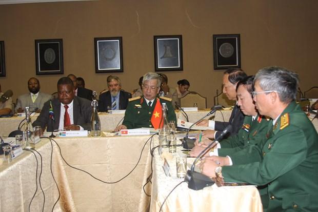 越南与南非第二次防务政策对话在南非举行 hinh anh 1
