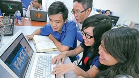 促进创新教育 建设人力资源服务可持续发展 hinh anh 1