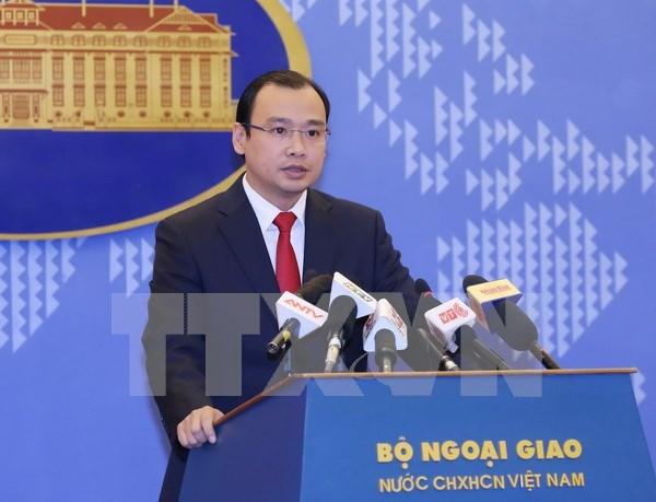 越南一直保护与促进人民各基本权利 hinh anh 1