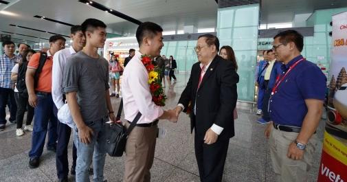 越捷航空公司正式开通河内市至柬埔寨暹粒市直达航线 hinh anh 2