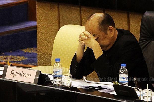 泰国前外长因为他信发放护照遭弹劾 hinh anh 1