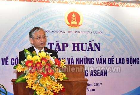 越南将拥有一个大规模的劳动力市场空间 hinh anh 1