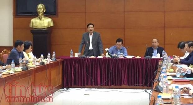 越南农业与农村发展部举行对话 协助国内企业掌握国外先进农产品加工技术 hinh anh 1