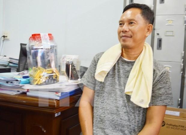 柬埔寨公安少校非法运输18公斤黄金 被越南法院判处有期徒刑6年 hinh anh 1