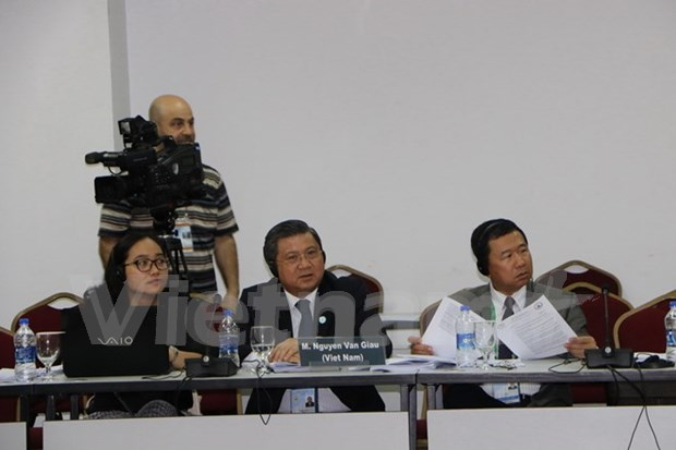越南出席在孟加拉国举行的第136届IPU执行委员会第275次会议 hinh anh 1