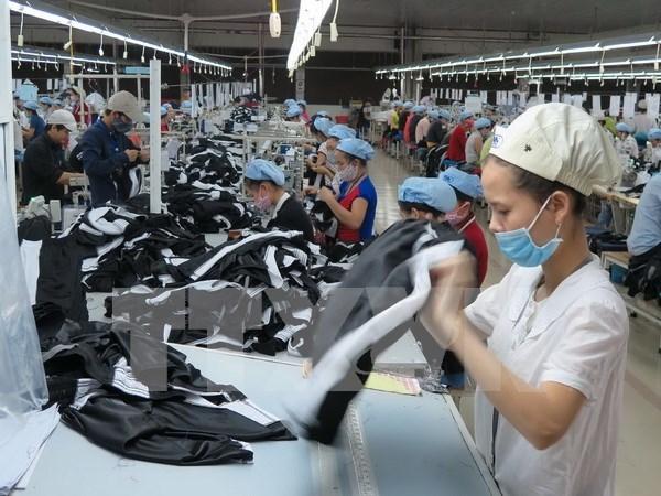 2017年第一季度越南全国出口总额同比增长12.8% hinh anh 1