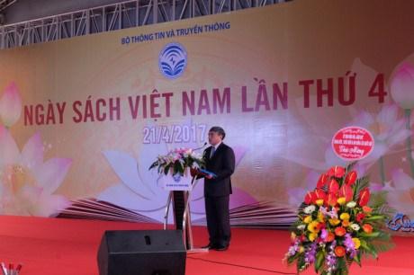 第四次越南图书日活动开幕 hinh anh 1