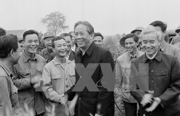 黎笋的创新思维和战略视野对越南革命理论和实践价值至今仍存在 hinh anh 1